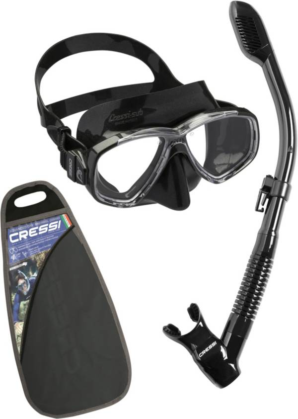 Cressi Perla/Dry Snorkeling Combo product image