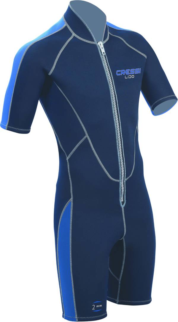 Cressi Youth Lido 2mm Shorty Spring Wetsuit product image