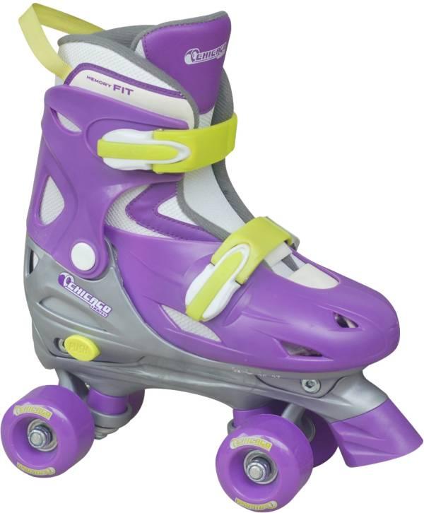Chicago Skates Girls' Adjustable Quad Skates product image