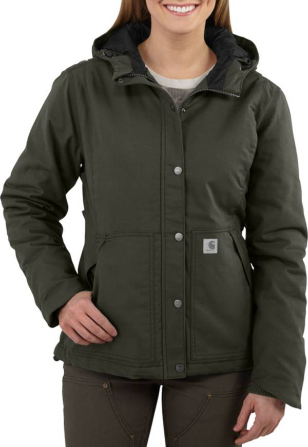Carhartt Women's Full Swing Cryder Insulated Jacket product image