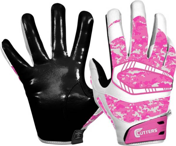 Cutters Youth Rev Pro Receiver Gloves product image