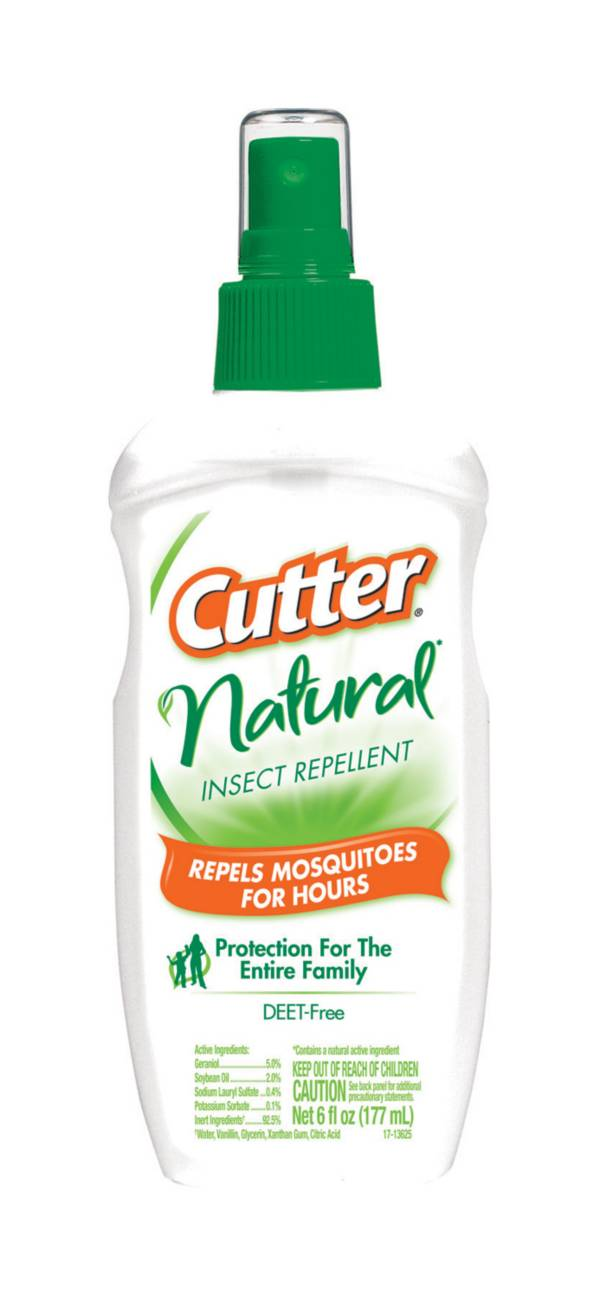 Cutter Natural Insect Repellent product image