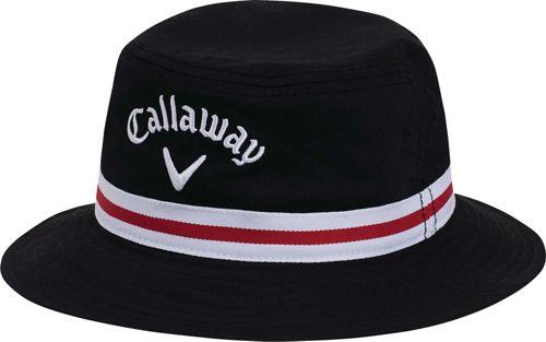 f64a4121e85ae Callaway Men s Golf Bucket Hat