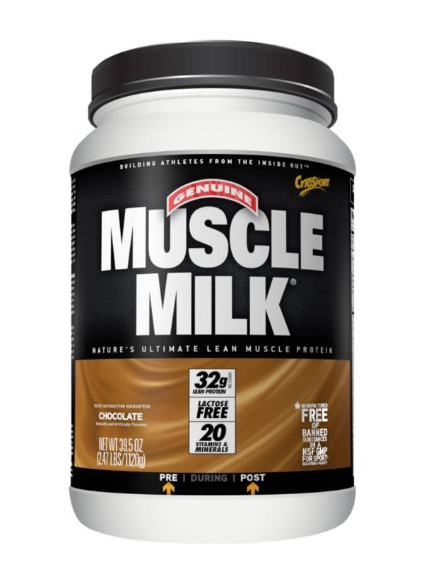 Cytosport Muscle Milk Chocolate 2.47 lbs product image