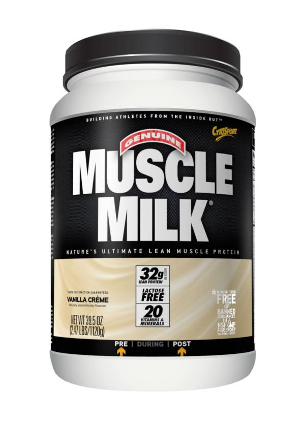 Cytosport Muscle Milk Vanilla Creme 2.47 lbs product image