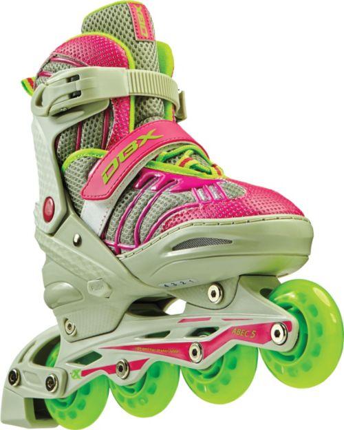 7bb67a129e9 DBX Girls  Equinox Adjustable Inline Skate Package