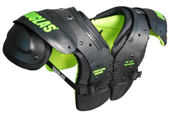 Douglas Youth Commando All-Purpose Football Shoulder Pads product image