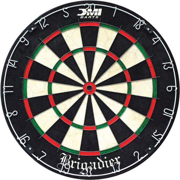 DMI Sports Brigadier Bristle Dartboard product image