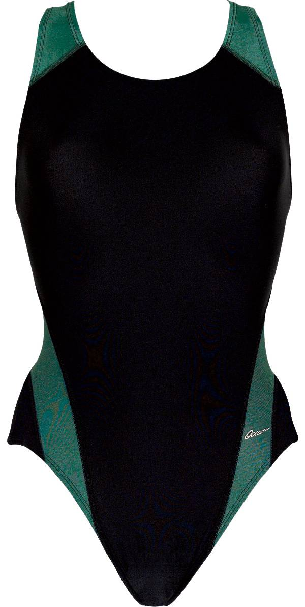 Dolfin Women's Ocean Color Block Performance Back Swimsuit product image