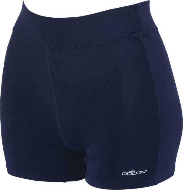Dolfin Women's Solid Fitted Shorts product image