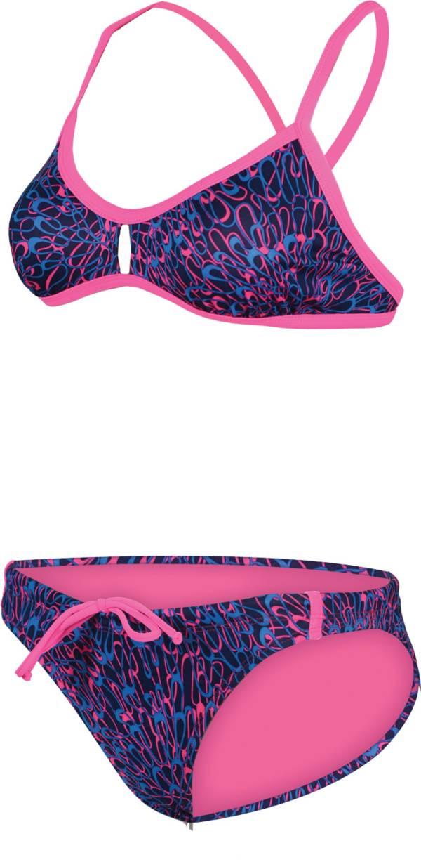 Dolfin Women's Carnivale Pink 2 Piece Swimsuit product image