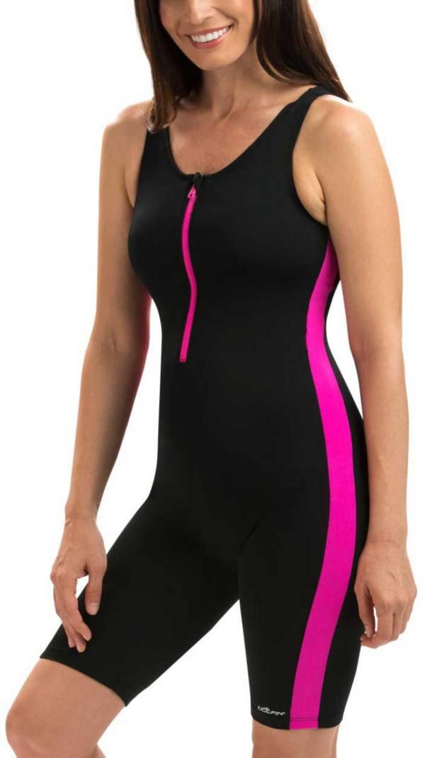 Dolfin Women's Zip-Front Aquatard product image