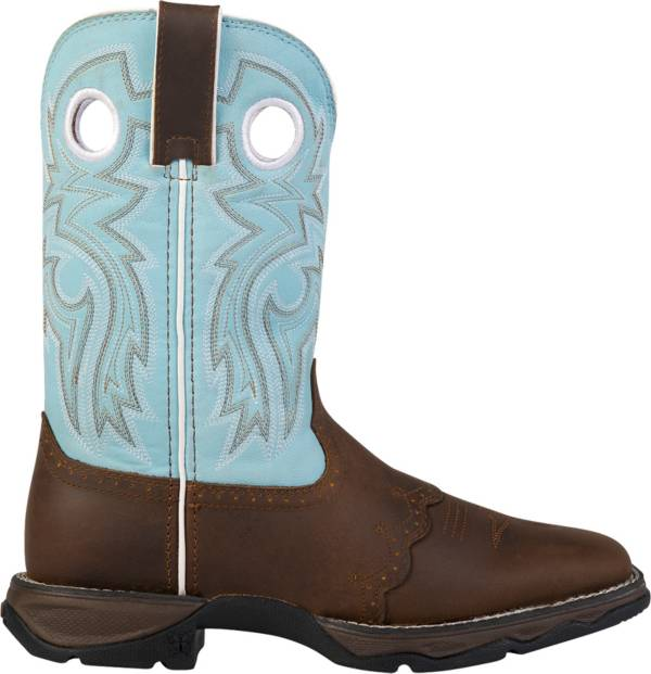 Durango Women's Lady Rebel Powder n' Lace Western Work Boots product image