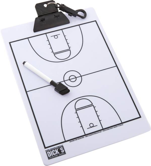 DICK'S Sporting Goods Basketball Dry Erase Board product image