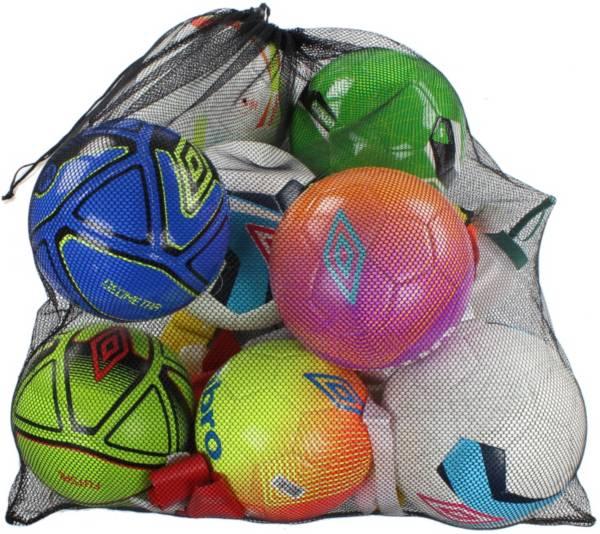 S Sporting Goods Mesh Ball Bag