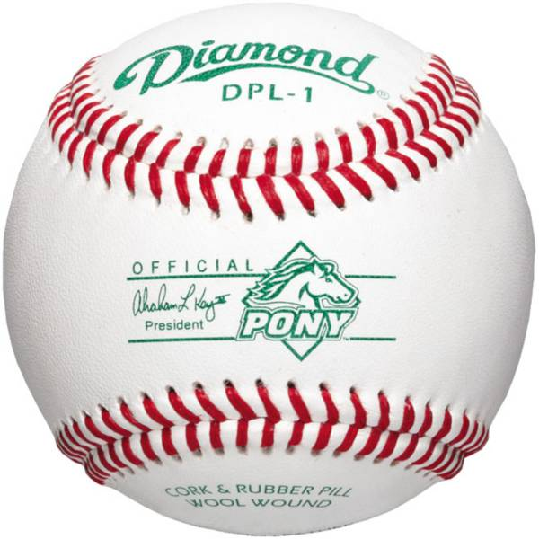 Diamond Pony League Competition Baseball product image