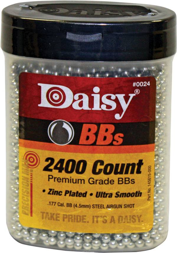 Daisy PrecisionMax .177 Caliber BBs - 2400 Count product image