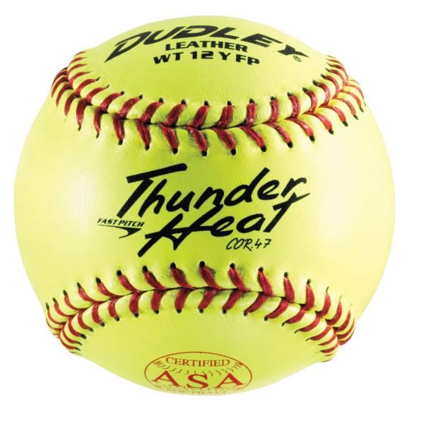 "Dudley 12"" ASA Thunder Heat Fastpitch Softball product image"