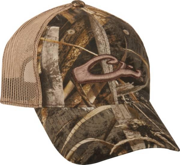 Drake Waterfowl Men's Raised Logo Mesh Hat product image