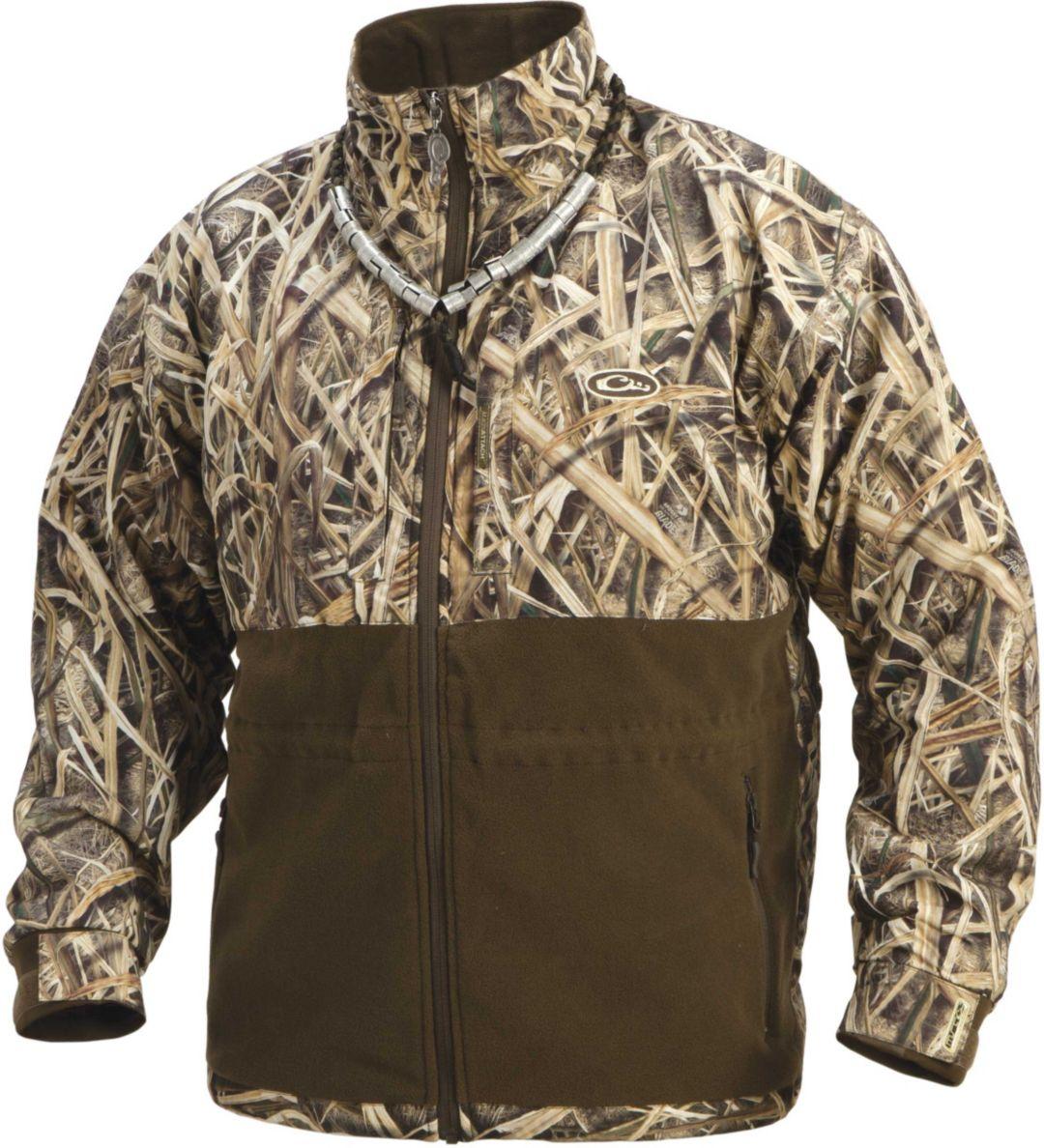 040976f289a49 Drake Waterfowl Men's MST Eqwader Plus Full Zip Jacket. noImageFound. 1