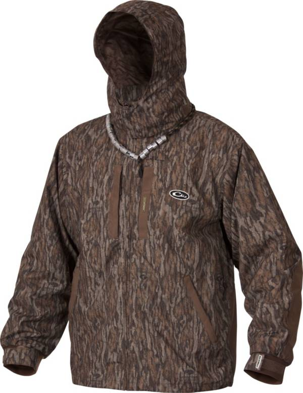 Drake Waterfowl Men's EST Heat-Escape Full Zip Jacket product image