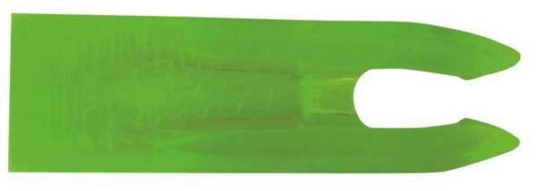 Easton Archery Fluorescent Green PlastiNocks - 12 Pack product image