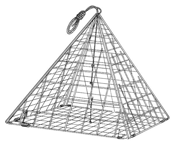 Eagle Claw Star Crab Trap product image