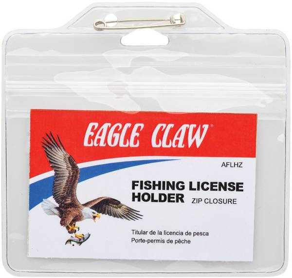 Eagle Claw Fishing License Holder product image