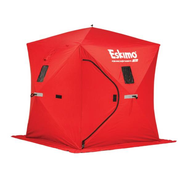 Eskimo QuickFish 2 Person Ice Fishing Shelter product image