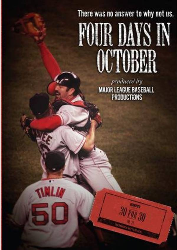 ESPN Films 30 for 30: Four Days in October DVD product image