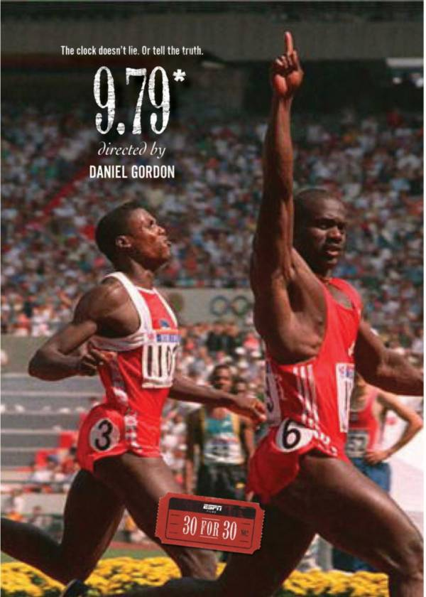 ESPN 30 For 30: 9.79 DVD product image
