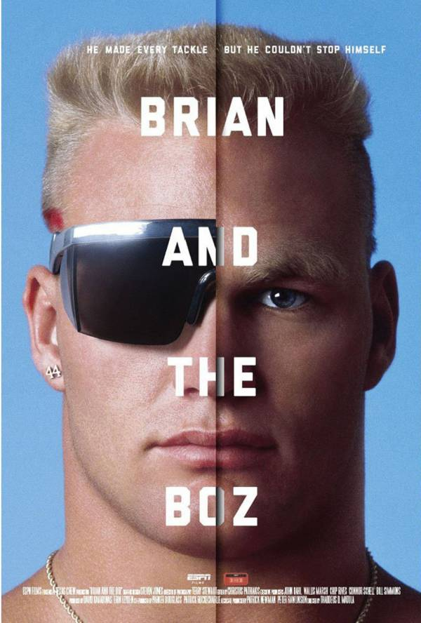 ESPN Films 30 for 30: Brian and the Boz DVD product image