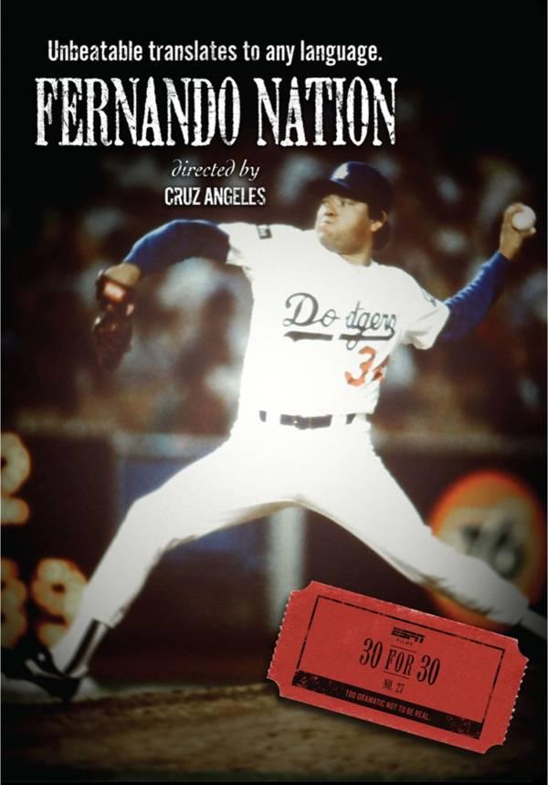 ESPN Films 30 for 30: Fernando Nation DVD product image