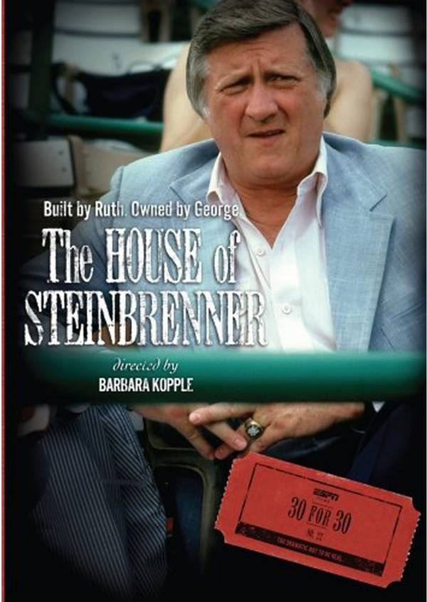 ESPN Films 30 for 30: The House of Steinbrenner DVD product image