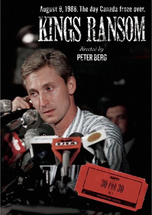 ESPN Films 30 for 30: Kings Ransom DVD product image