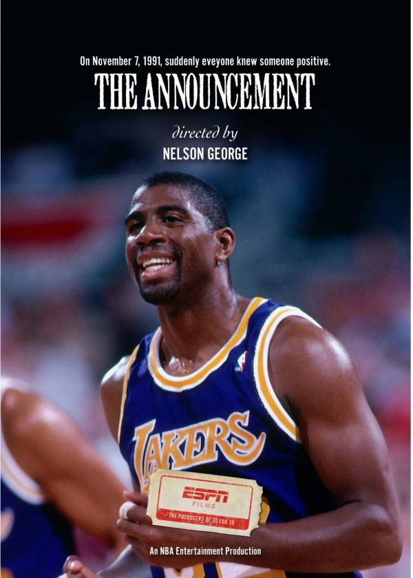 ESPN Films 30 for 30: The Announcement DVD product image