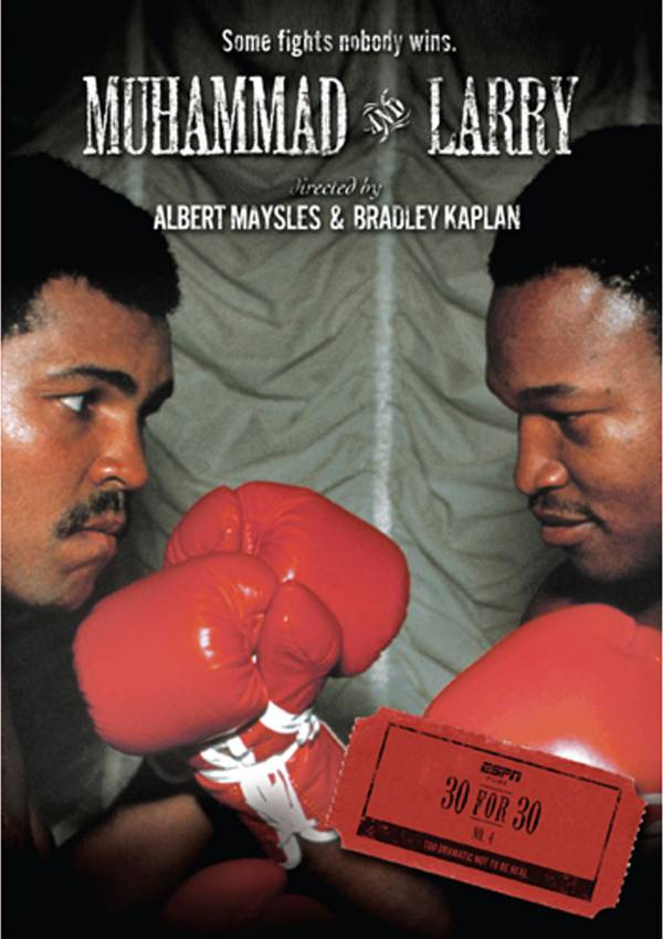 ESPN Films 30 for 30: Muhammad & Larry DVD product image
