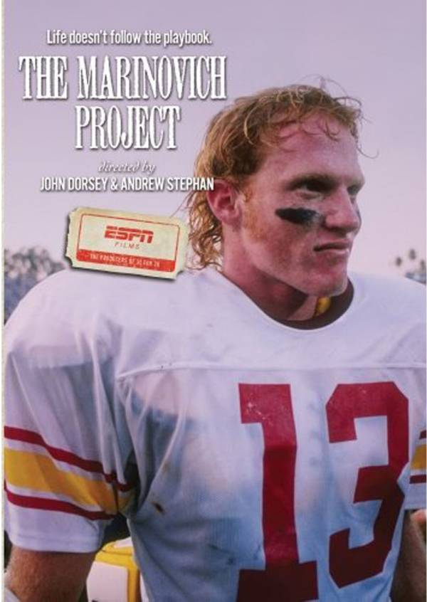 ESPN Films 30 for 30: The Marinovich Project DVD product image