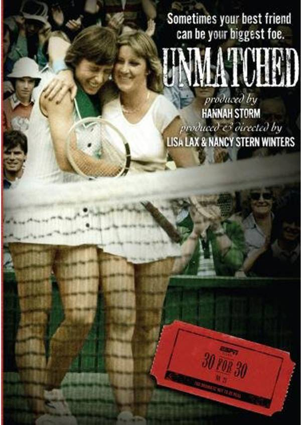 ESPN Films 30 for 30: Unmatched DVD product image