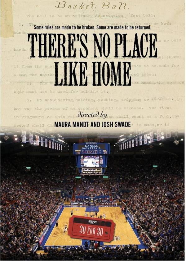 ESPN Films 30 for 30: There's No Place Like Home DVD product image