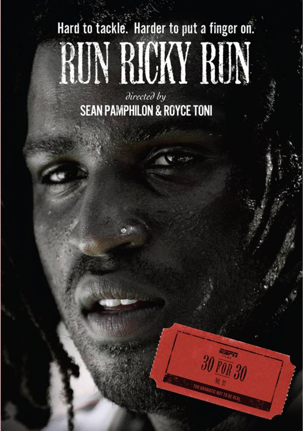 ESPN Films 30 for 30: Run Ricky Run DVD product image
