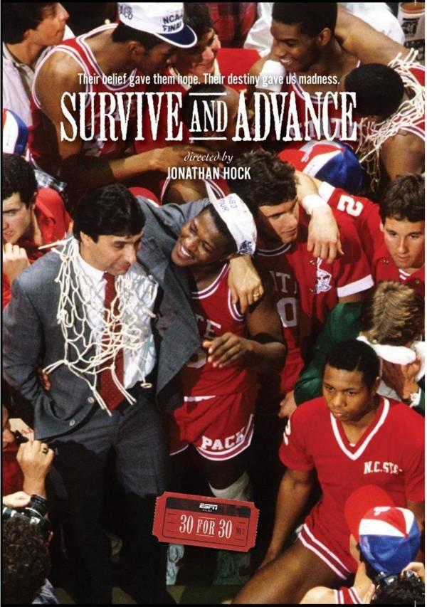ESPN Films 30 for 30: Survive & Advance DVD product image