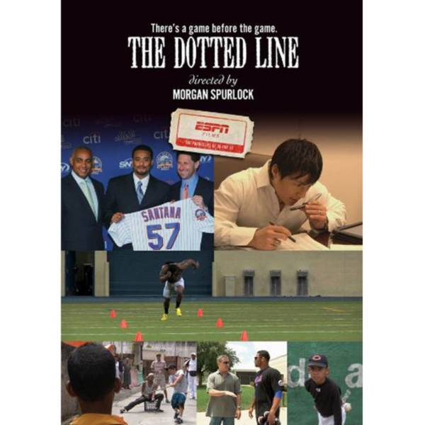 ESPN Films 30 for 30: The Dotted Line DVD product image