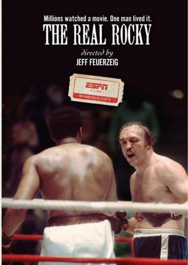 ESPN Films 30 for 30: The Real Rocky DVD product image