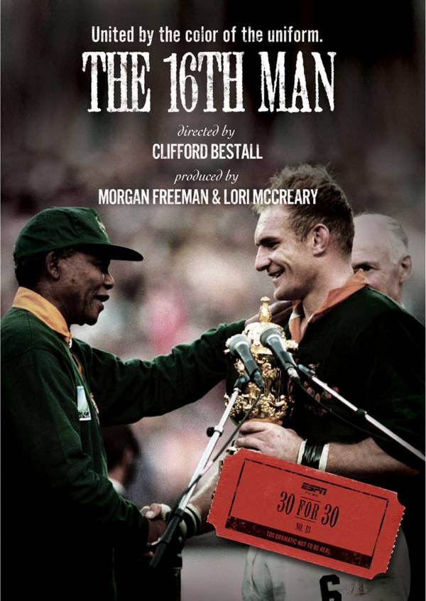 ESPN Films 30 for 30: The 16th Man DVD product image