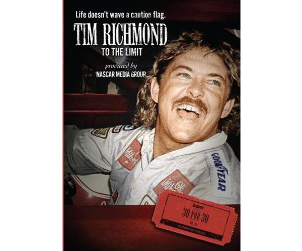 ESPN Films 30 for 30: Tim Richmond: To the Limit DVD product image