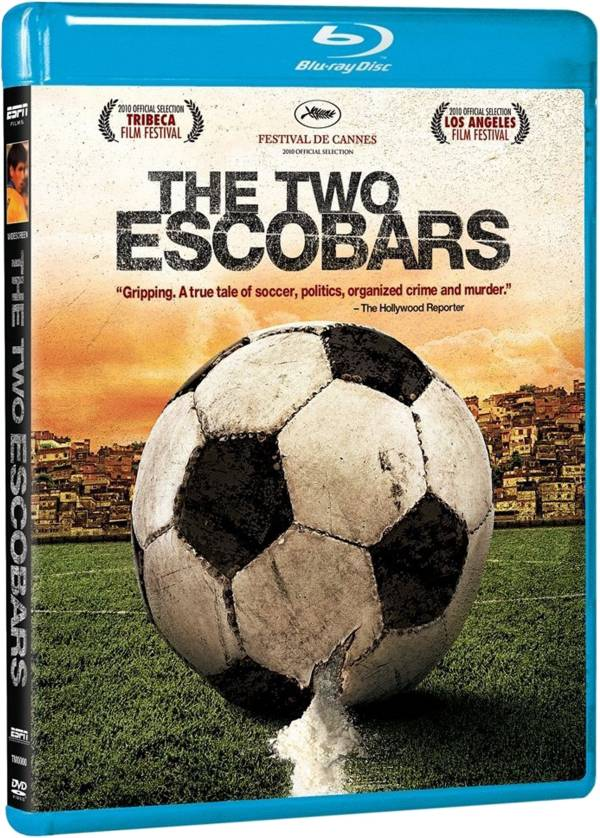 ESPN Films 30 for 30: The Two Escobars Special-Edition [Blu-Ray] product image