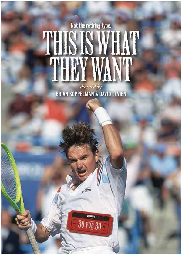 ESPN Films 30 for 30: This Is What They Want DVD product image