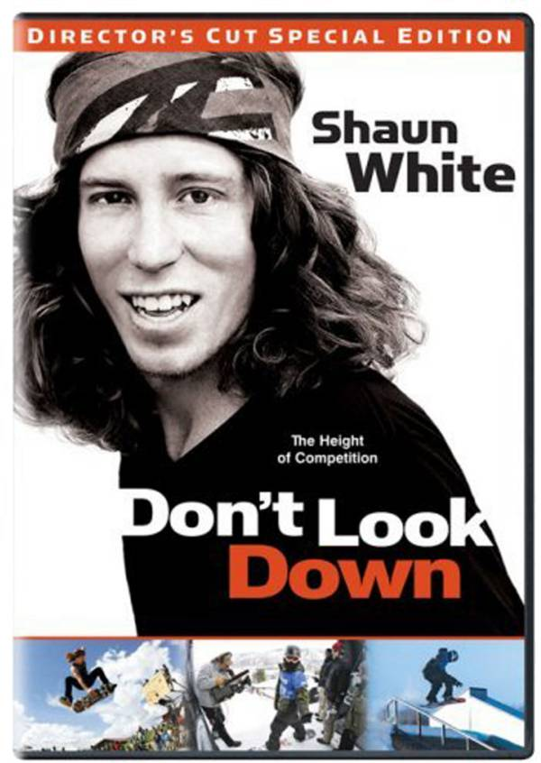 ESPN Films: Shaun White: Don't Look Down product image