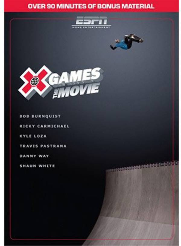 ESPN Films: X Games: The Movie DVD product image